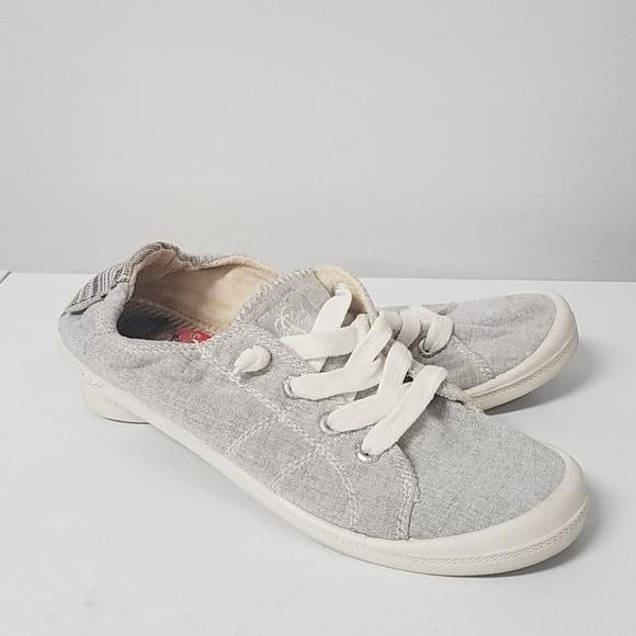 Roxy Shoes | Womens Roxy Canvas Shoe